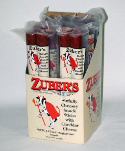 Chedder Cheese Sticks